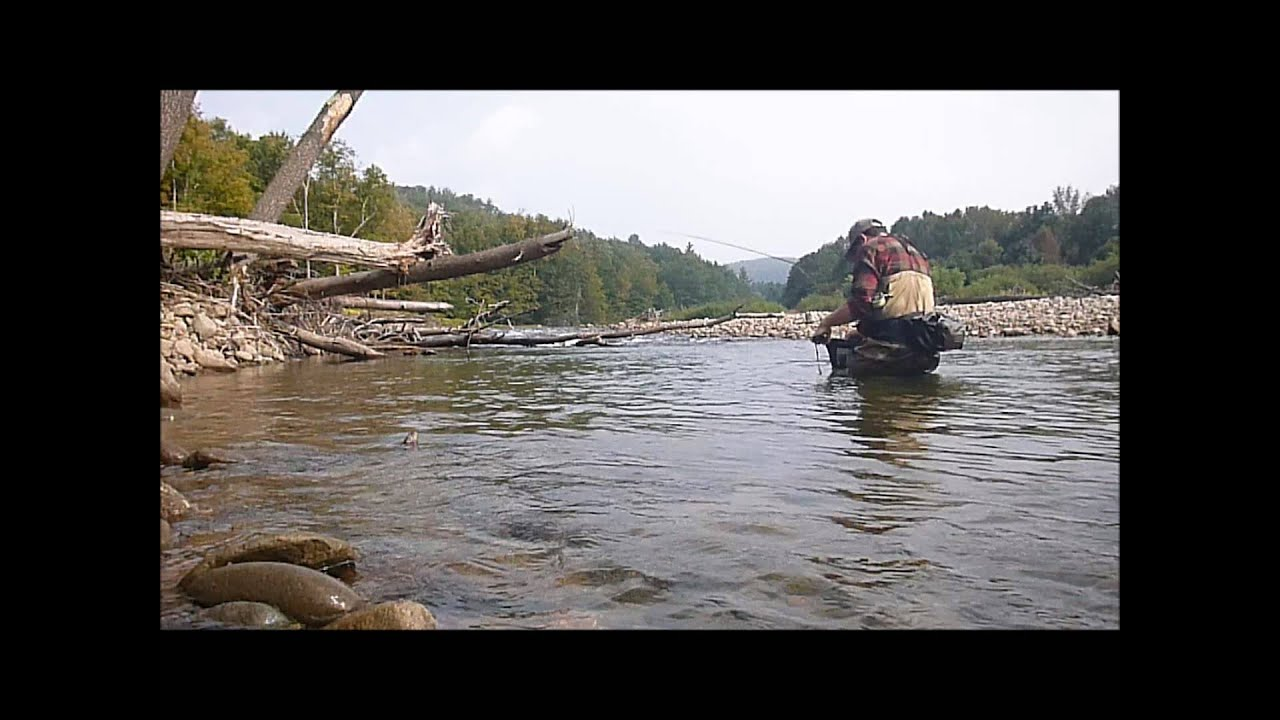 Never say sink fly fishing the neversink river ny youtube for York river fishing report