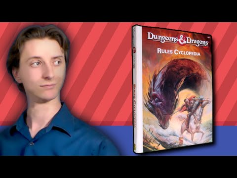 Dungeons & Dragons Rules Cyclopedia - ProJared