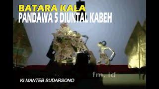 Batara Kala Ngamuk Pandawa Dipangan Kabeh Wayang Kulit Ki Manteb Sudarsono