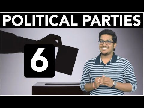 Civics: Political Parties (Part 6)