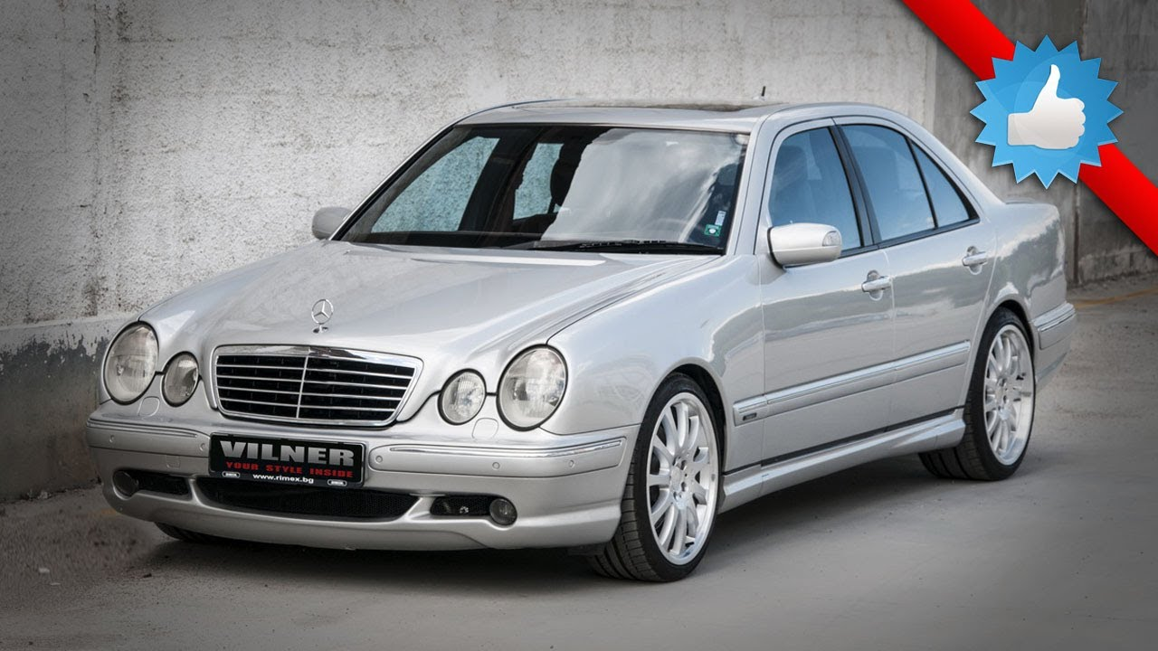 2001 Mercedes Benz E55 Amg W210 4matic By Vilner Youtube