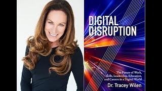 Digital Disruption Speech & Moderating a follow on Panel 2018