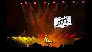 Johnny Stimson - End of Time (Medley ILYSB Lany) live at Sky Avenue 2018, Istora Senayan