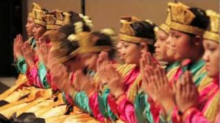 Indonesian Cordana Youth Choir | Rampai Aceh