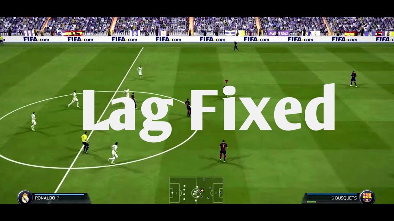 How To Fix Graphic Lagslow Fps In Fifa  For Pc Tutorial