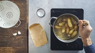 How-to: Cooking potatoes | Tips for perfect firmness | FOOBY