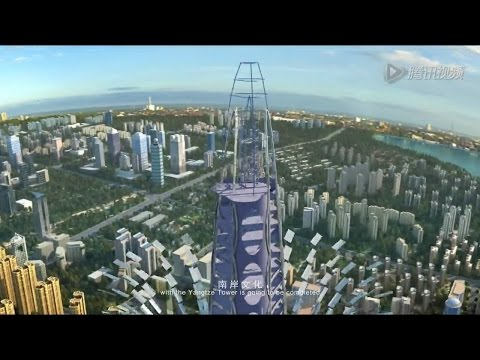 Wuhan Greenland Center Documentary I 武汉绿地中心纪录片01