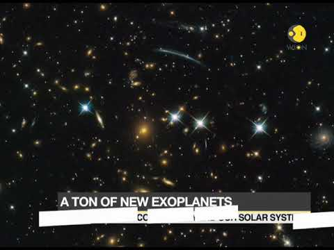 NASA discovers 100 new planets - YouTube
