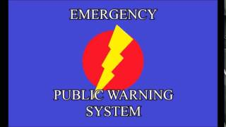 EPWS Canada EAS ft. Toms TTS Voice (Emergency Public Warning System)
