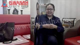 Iswanah Health Care - Akupuntur (Jari kebas)