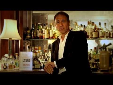 Anthony Horowitz talks new James Bond book 'Trigger Mortis'