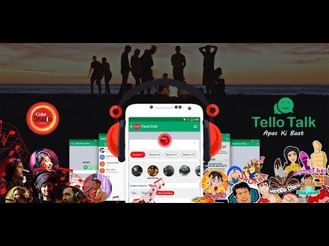Tello Talk Chat gratuit Messenger