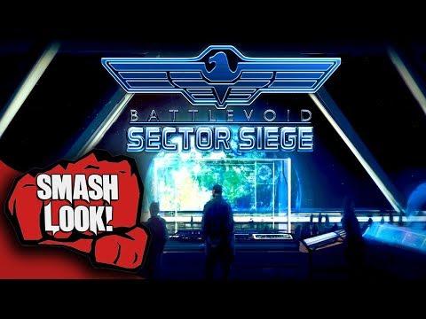 Battlevoid: Sector Siege Gameplay - Smash Look!