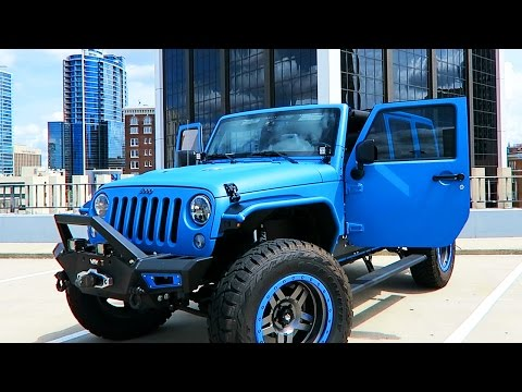 MY DREAM JEEP! (New Car)