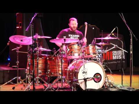 Dave Elitch Drum Clinic 5 6 18