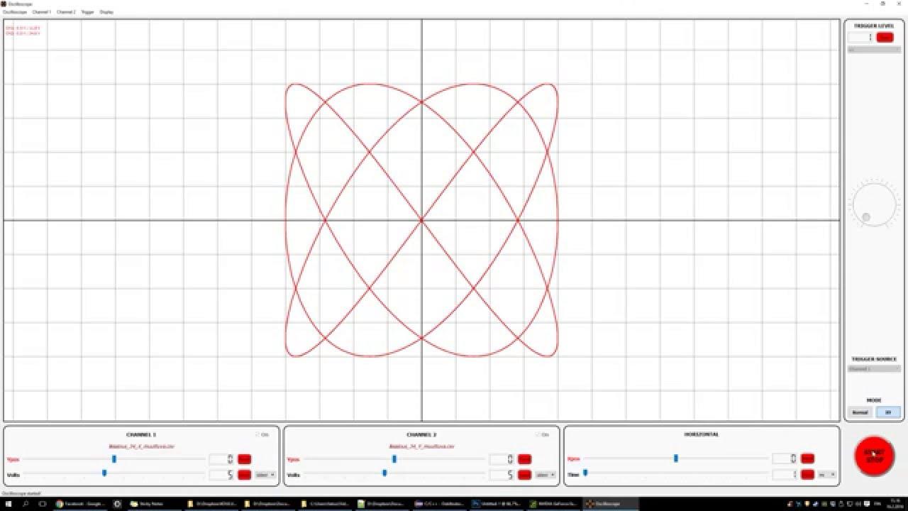 Oscilloscope Software Project – ESGROVE