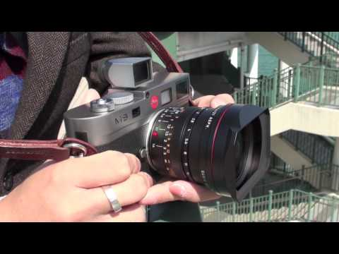 Leica M9 - Field Test and Hands-on Review - DigitalRev