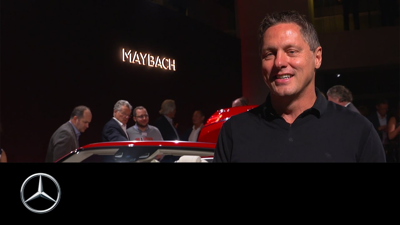 World Premiere: Gorden Wagener and the Mercedes-Maybach S 650 Cabriolet – Mercedes-Benz original
