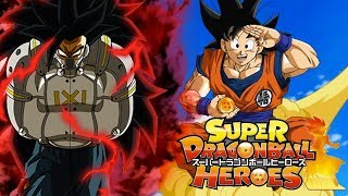 SUPER DRAGON BALL HEROES COMING TO NORTH AMERICA!?