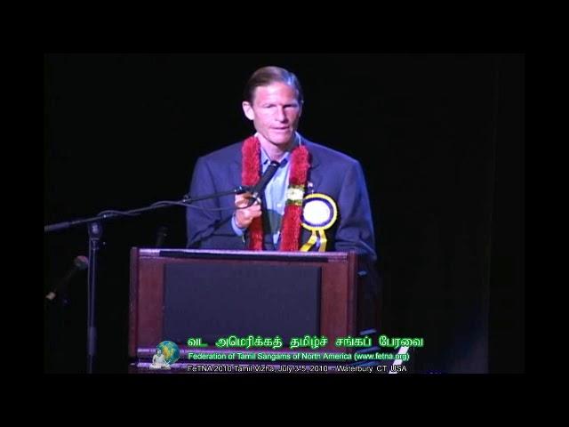 FeTNA 2010 Programs Attorny General Speech