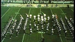 Ohio University Marching Band - 1968