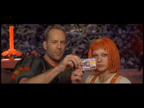 Riff n' Review: The Fifth Element Part 1