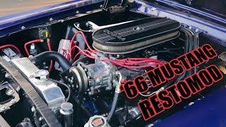 1966 Mustang GT Fastback Restomod