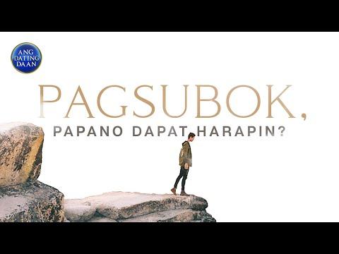 Paano mapapayapa ang kalooban ng isang tao kapag may pagsubok na dumarating? (1/2)