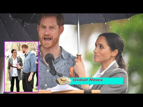 My wife is a great woman! Meghan stepped in to support Harry, despite difficult pregnancy report