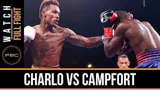Charlo vs Campfort FULL FIGHT: Nov. 28, 2015 - PBC on NBC
