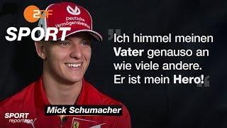 Mick schumacher spricht im interview mit zdf-reporter volker grube über seine karriere, die aktuelle formel-2-saison, fitness und sicherheit motorsport so...
