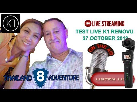 K1 Live Stream