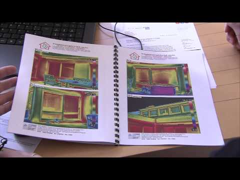Saving energy - with modern windows (English)