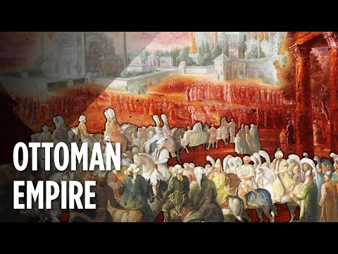 The Rise Of The Ottoman Empire