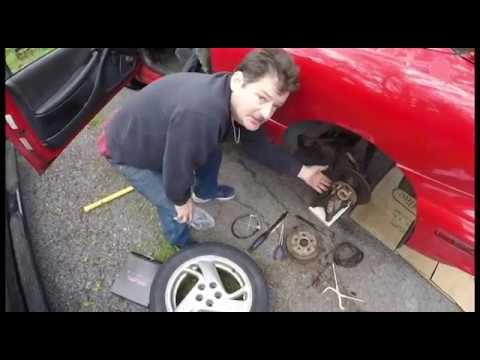 Pontiac Sunfire Parking Brake Cable Self Adjusting