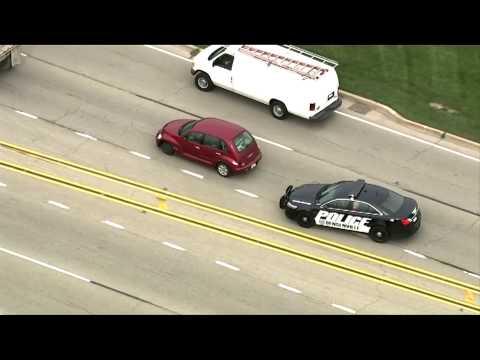 Bensenville Police Chase