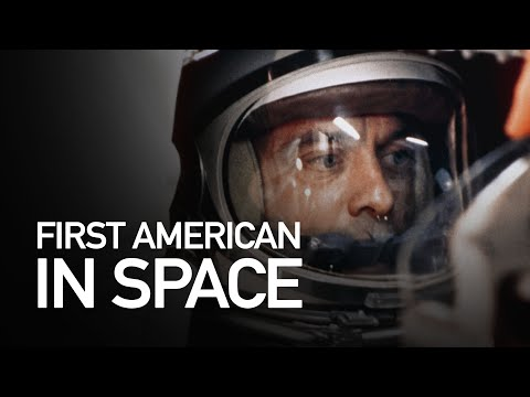 60 Years of Human Spaceflight: Launching The First American into Space