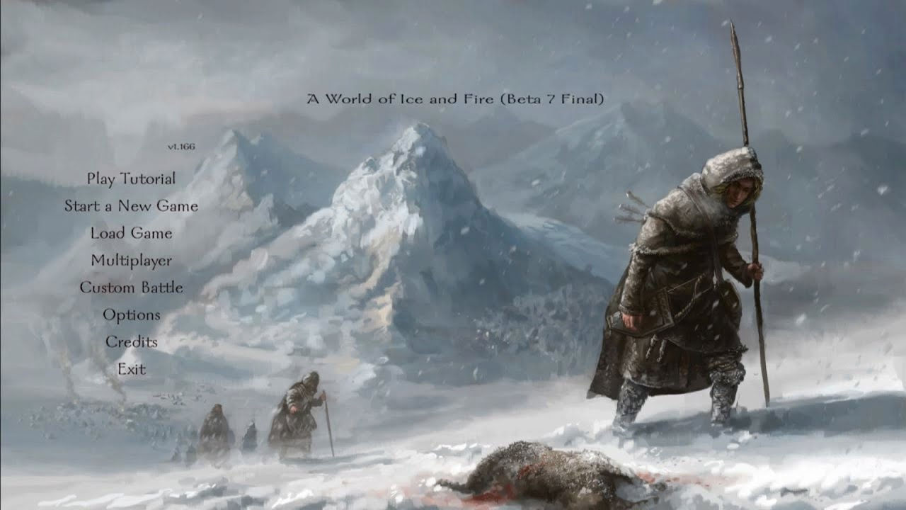 mount and blade warband a world of ice and fire mod ep 1 youtube
