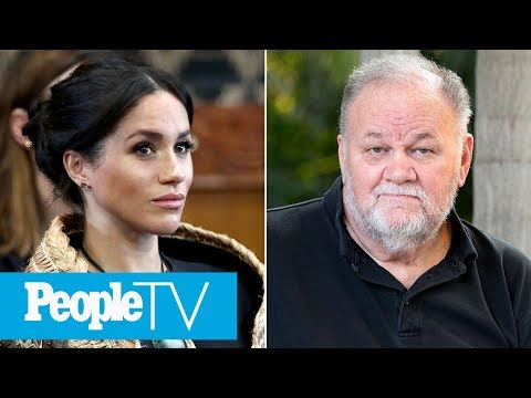 The Truth About Meghan Markle's Dad- And The Letter She Wrote Him After The Wedding | PeopleTV Mp3