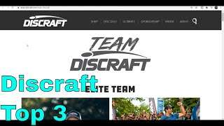 Who Is The Best Player On Discraft Elite Team Right Now? | Discraft Top 3 Players