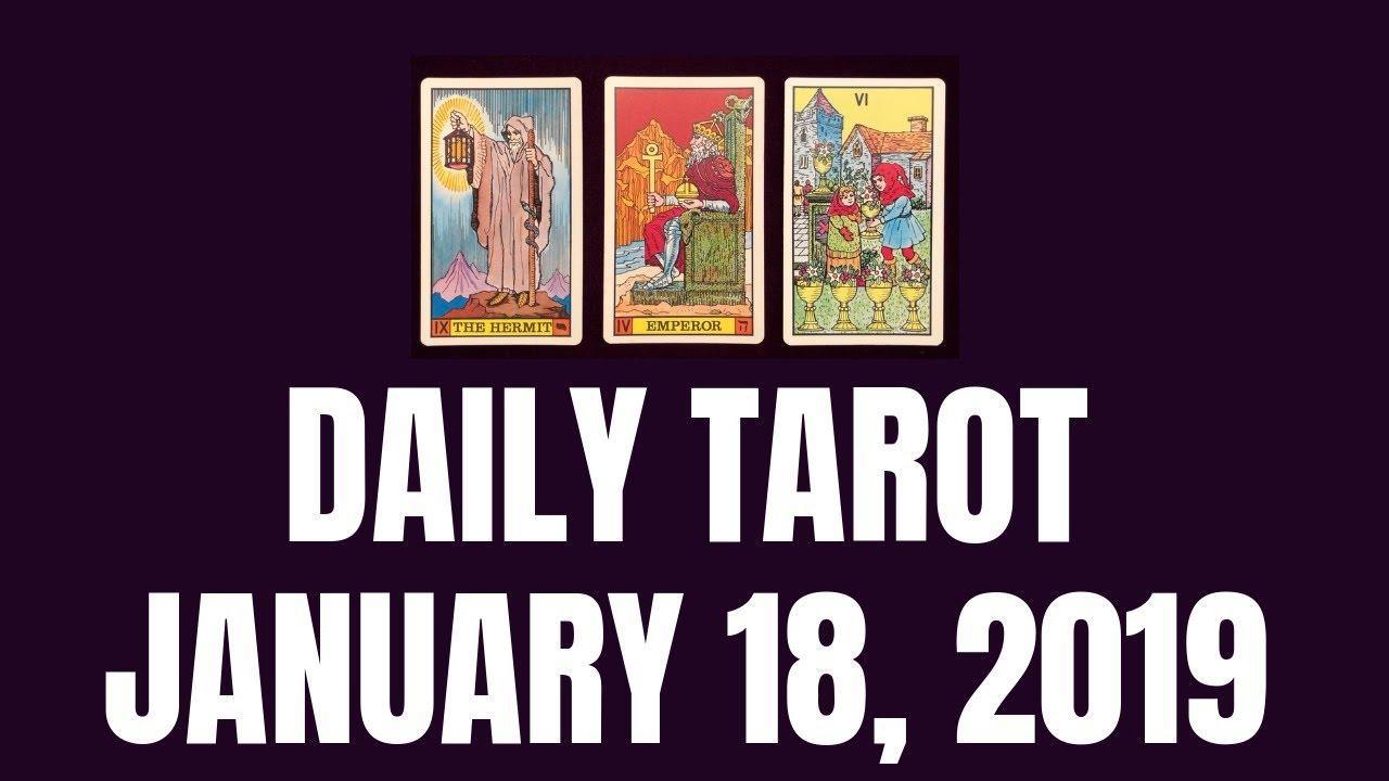 tarot tilly january 18