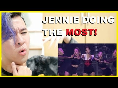 BLACKPINK JENNIE - 'SOLO' PERFORMANCE IN YOUR AREA SEOUL Reaction | BLACKPINK Reaction