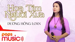 Hoa Tím Người Xưa - Dương Hồng Loan [Official]