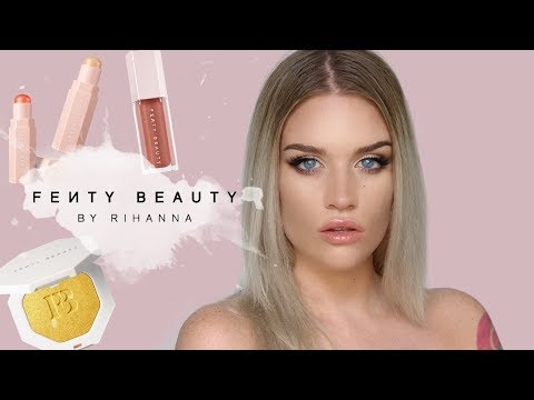 FENTY BEAUTY REVIEW | WORTH THE HYPE?