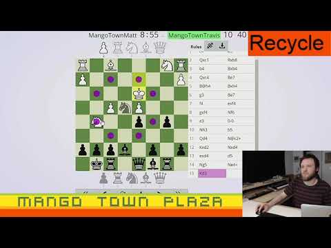 Recycle Chess - Chess Variants Ep. 753 |