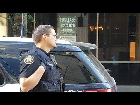 Meet Officer Dan Barnard of Portland Police Oregon