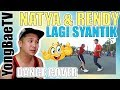 LAGI SYANTIK DANCE IN PUBLIC by Natya & Rendy | Choreo by Natya Shina | Reaction | YongBaeTV
