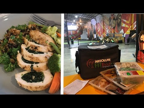 How to Eat Super Healthy in Bangkok? 🍏 Absolute Fit Food: Meal Prep Delivery Service review
