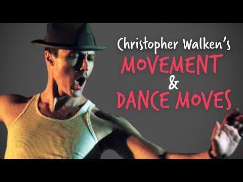Walken 101 - Christopher Walken's Movement and Many Dance Numbers
