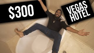 $300 LAS VEGAS HOTEL ROOM! - ARIA Hotel and Casino Las Vegas
